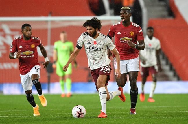 Arsenal sponsor seeks talks with club over Mohamed Elneny's Palestine post - Bóng Đá