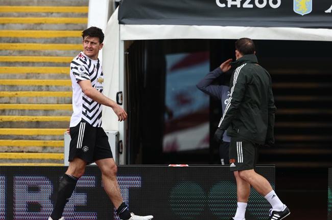 Để Maguire ra sân ở CK Europa League, M.U gặp rủi ro lớn thế nào? - Bóng Đá