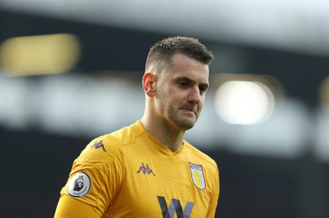 Liverpool reportedly miss out on Tom Heaton to Manchester United - Bóng Đá