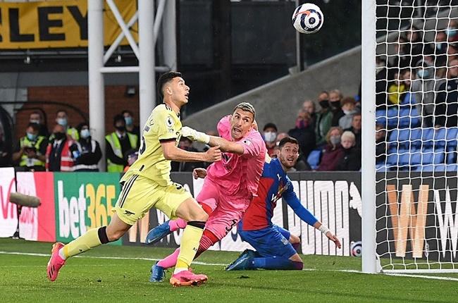 10 con số thú vị trận Crystal Palace 1-3 Arsenal: Odegaard đỉnh cao - Bóng Đá