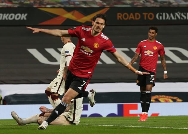 'Hàng thải' Man Utd nhắm có gì hơn Cavani, Martial và Rashford? - Bóng Đá