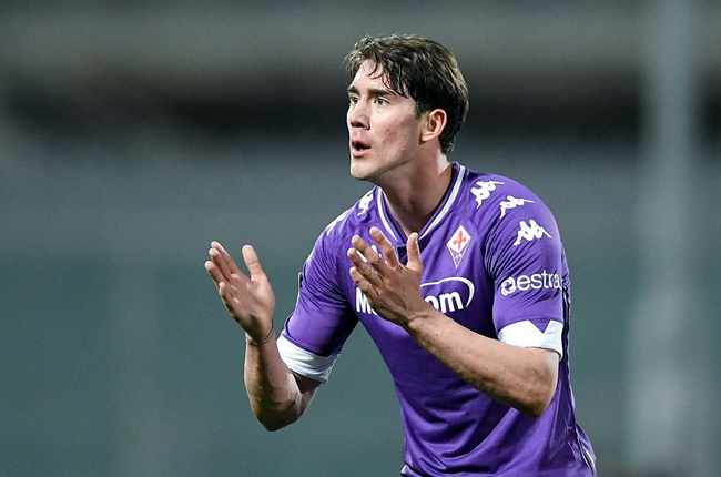Arsenal are not planning to sign Vlahovic this summer - Bóng Đá