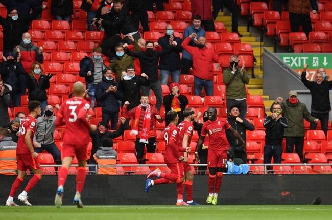 TRỰC TIẾP Liverpool 1-0 Crystal Palace (Hết H1): The Kop 'giành pole' - Bóng Đá