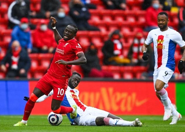 Chấm điểm Liverpool 2-0 Crystal Palace: Mane thống lĩnh; Thiago đẳng cấp - Bóng Đá