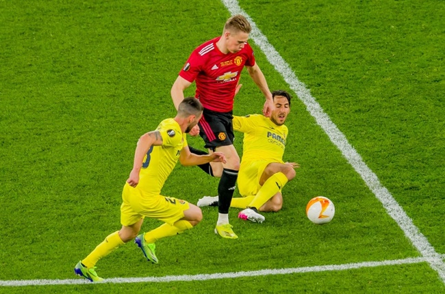 'Cỗ máy' toàn diện cày nát Villarreal, Man Utd vẫn thua trong cay đắng - Bóng Đá