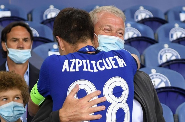 What Roman Abramovich told Cesar Azpilicueta after Chelsea's Champions League final win - Bóng Đá