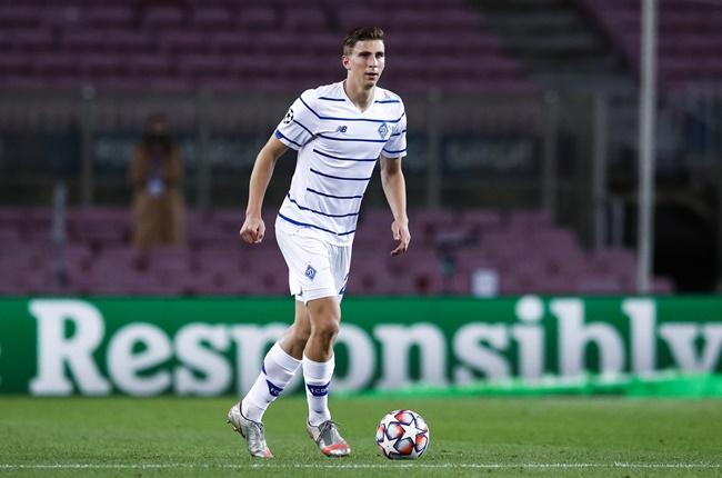 Chelsea are one step away from the capture of Dinamo Kyiv defender Ilya Zabarnyi - Bóng Đá