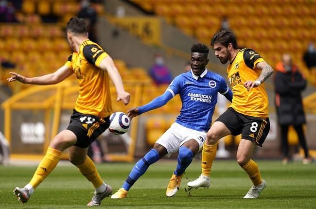 Brighton midfielder Yves Bissouma is 'mad' about Arsenal  - Bóng Đá