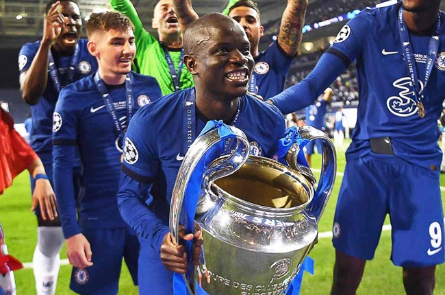 N'Golo Kante keen to stay at Chelsea after Champions League success - Bóng Đá