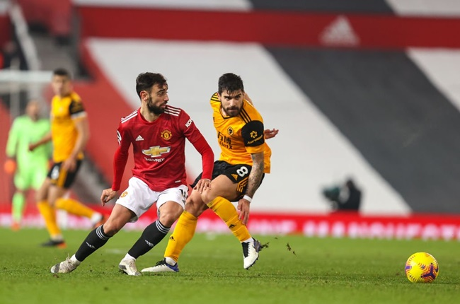 REPORT: FERNANDES HAS RECOMMENDED RUBEN NEVES TO MANCHESTER UNITED AFTER HOLDING ARSENAL TALKS - Bóng Đá