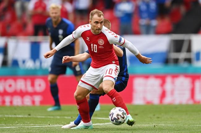 Tonight's Star of the Match is Christian Eriksen. Wishing you a speedy recovery, Christian.  - Bóng Đá