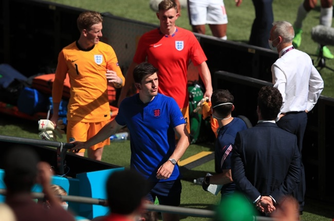 'Đá tảng' thay Maguire chơi xuất sắc thế nào trước Croatia? - Bóng Đá