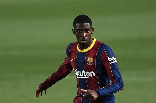 Duncan Castles: Man United still tracking FC Barcelona attacker Ousmane Dembele - Bóng Đá