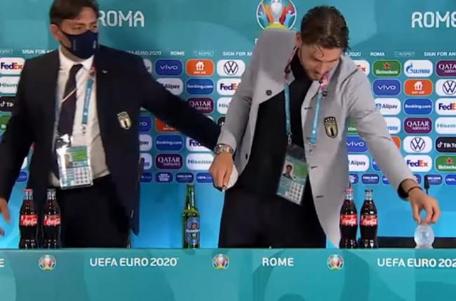 Hủy diệt Thụy Sỹ, sao ĐT Ý bắt chước Ronaldo