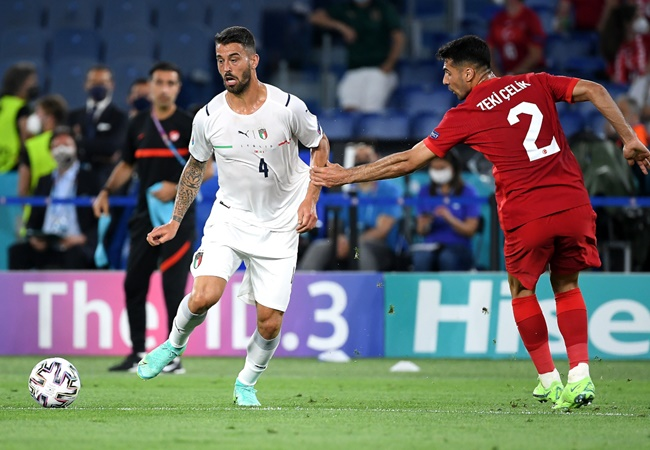 5 'máy chạy' đỉnh nhất EURO hiện tại: Sao Man Utd thua 1 người - Bóng Đá