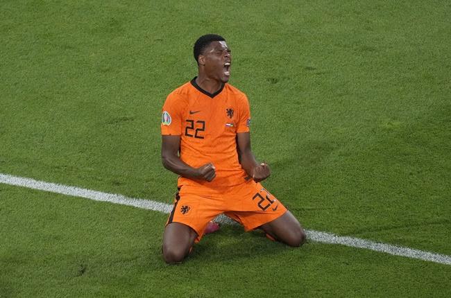 10 con số ấn tượng trận Hà Lan 2-0 Áo: Depay hay, De Jong 'làm hết' - Bóng Đá
