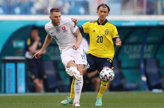 TRỰC TIẾP Thụy Điển 0-0 Slovakia (H1): Bế tắc! - Bóng Đá