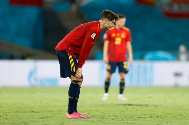 Alvaro Morata 'Cannot Play Another Minute' For Spain At Euro 2020 After TV Presenter's Scathing Attack - Bóng Đá