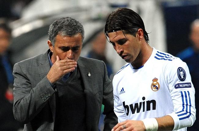 Mourinho liên hệ Ramos - Bóng Đá