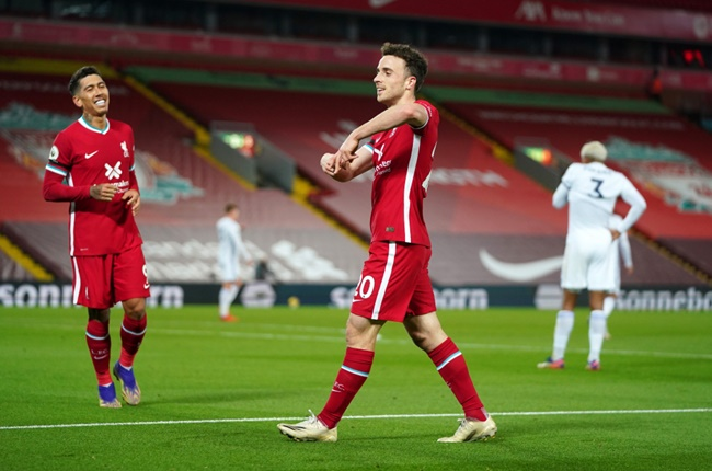 Diogo Jota is experiencing Cristiano Ronaldo problem he'd never have at Liverpool - Bóng Đá