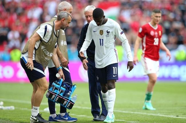 Ousmane Dembélé is out vs Portugal with a knee problem. (L'Éq) - Bóng Đá