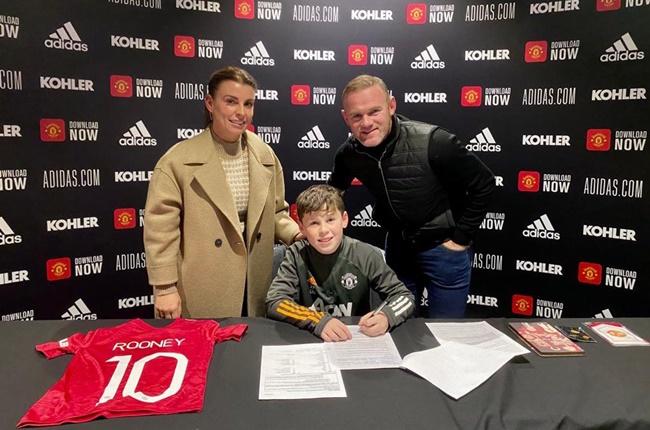 Con trai của Ronaldo, Rooney và Haaland ra sao khi theo nghiệp bố? - Bóng Đá
