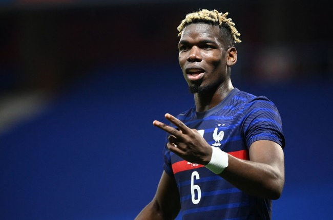 #mufc were preparing a straight swap offer for Raphael Varane with Paul Pogba as the bargaining chip - Bóng Đá