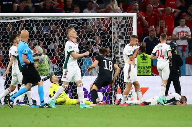 Lượt trận cuối EURO 2020 đi vào lịch sử - Bóng Đá