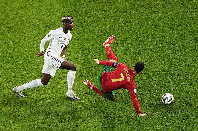 Paul Pogba trình diễn thượng hạng ra sao trước Bồ Đào Nha? - Bóng Đá