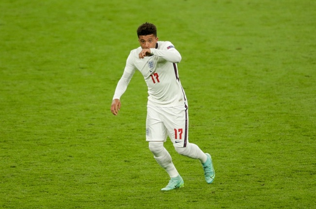 Jadon Sancho has never been so close to join Manchester United.  - Bóng Đá