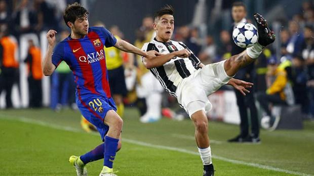 Barca chú ý: Juventus lên kế hoạch 'thừa nước đục thả câu' Sergi Roberto - Bóng Đá