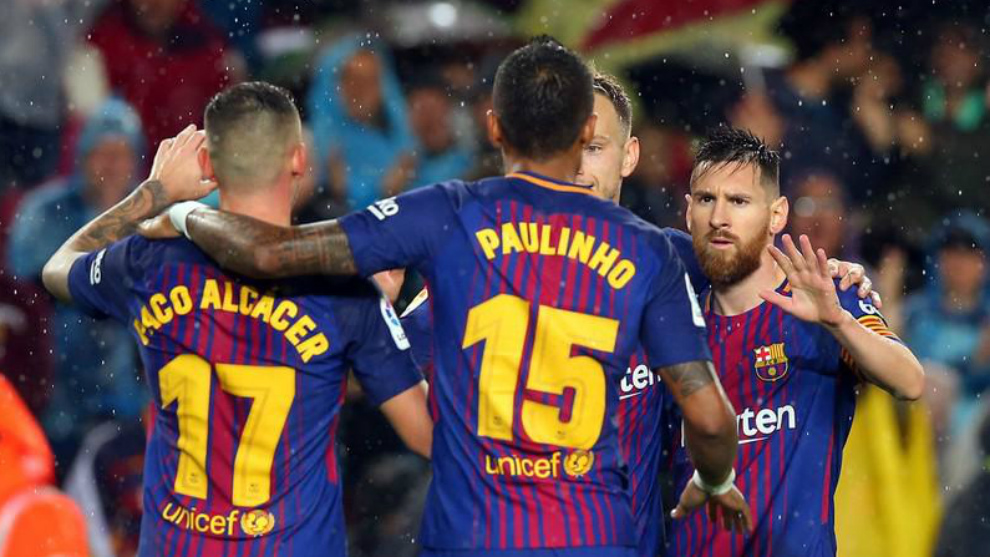Thêm thống kê ấn tượng về khả năng ghi bàn của Barcelona mùa này - Bóng Đá