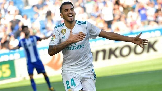 Dani Ceballos tới Real không phải để làm 'siêu dự bị'! - Bóng Đá