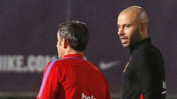 Ai có thể thay thế Mascherano tại Barca? - Bóng Đá