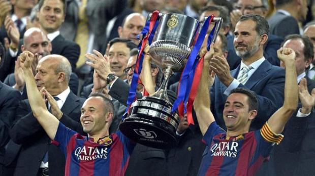 Lịch sử gọi tên Barcelona tại Cup nhà Vua - Bóng Đá