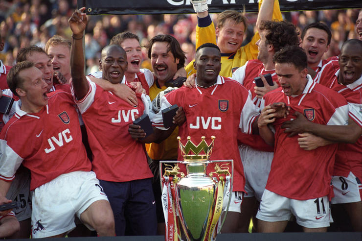 Manchester United, Sir Alex, Ngoại hạng Anh, Arsenal. Leicester