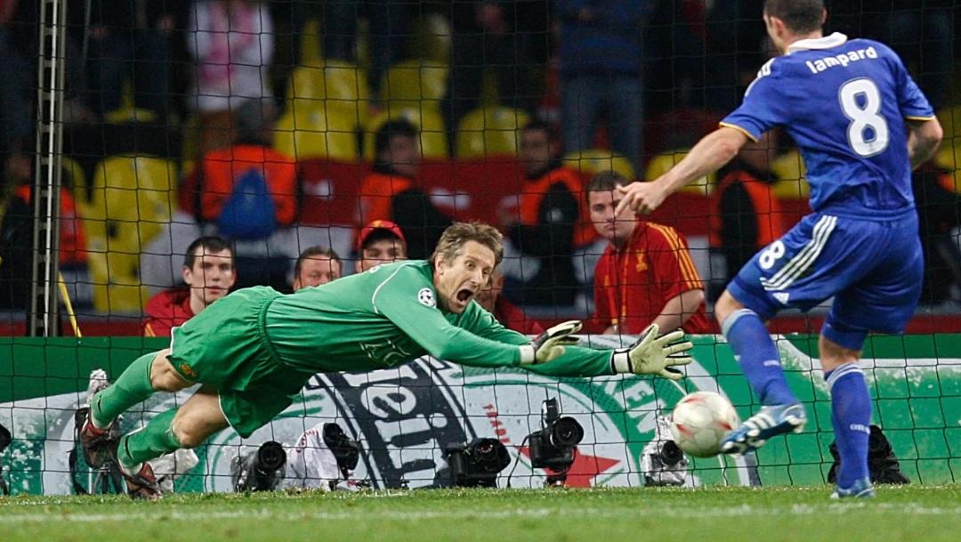 Những cầu thủ Chelsea từng ghi bàn ở chung kết cúp châu Âu - Bóng Đá