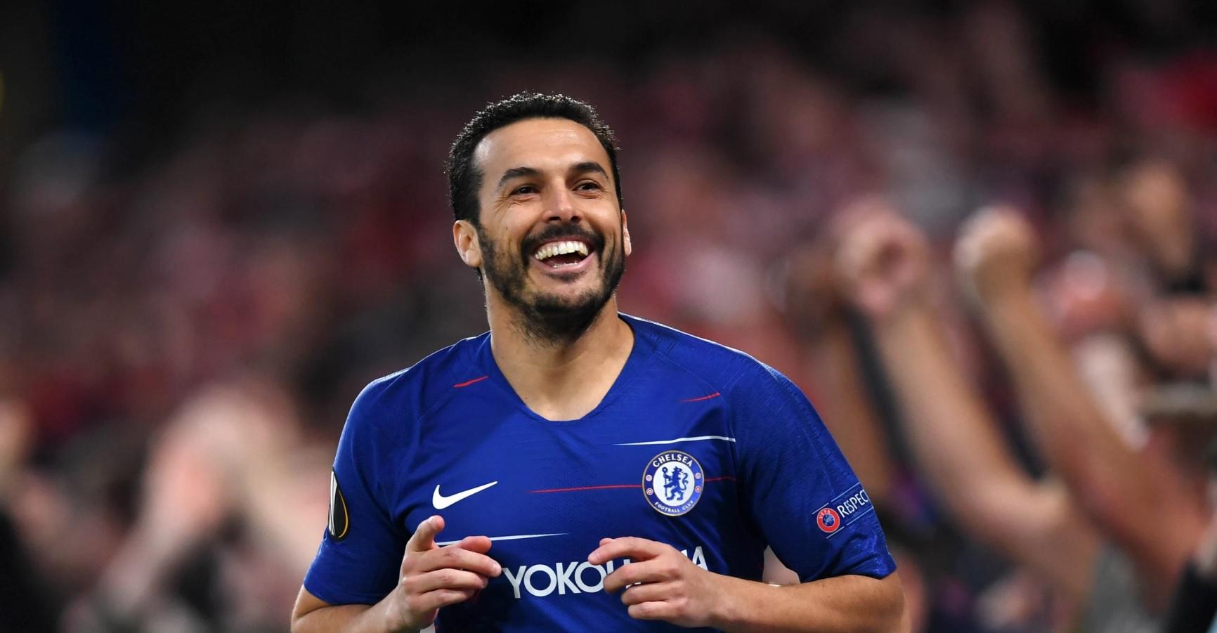 Những ngôi sao của Chelsea tại Europa League (phần 3): Pedro - Bóng Đá