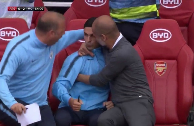 Chiến thuật của Arteta đánh bại Arsenal ra sao - Bóng Đá