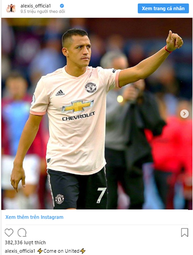 Sanchez phá vỡ sự im lặng sau va chạm với Mourinho - Bóng Đá