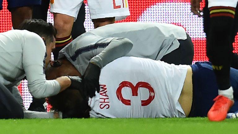 Shaw bỏ lỡ trận Watford - Bóng Đá