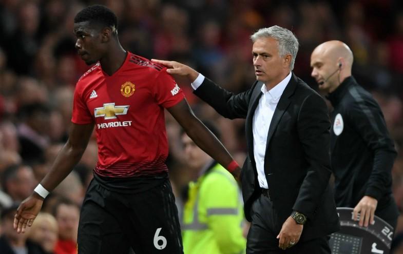 Mourinho: Pogba chưa bao giờ nói ra đi - Bóng Đá