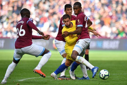 Sarri lý giải lý do Hazard siđa trước West Ham - Bóng Đá