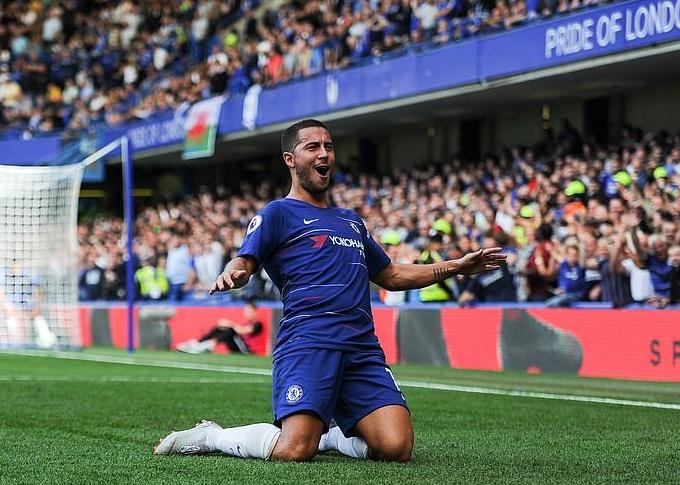Hazard xác nhận sẽ không ăn mừng bàn thắng như trước vì một lý do - Bóng Đá