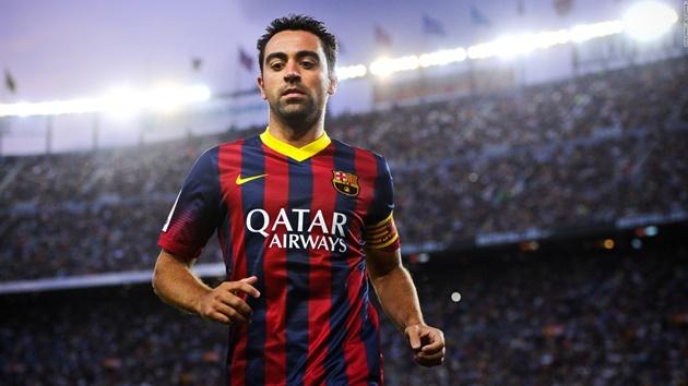 Xavi lên tiếng về việc làm HLV Barca - Bóng Đá