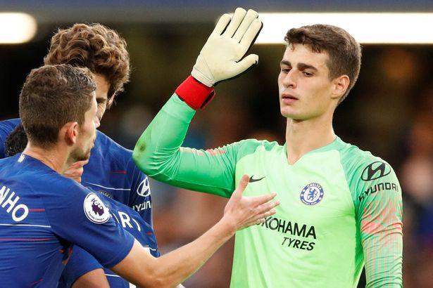 De Gea giúp Kepa hòa nhập tại Chelsea - Bóng Đá