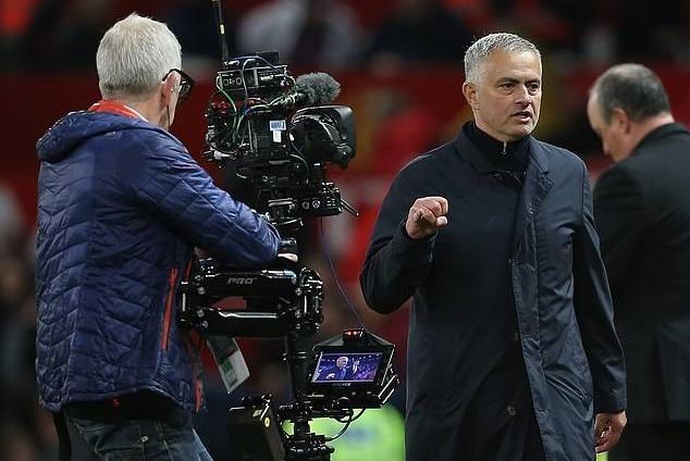 Mourinho bị FA điều tra - Bóng Đá