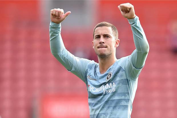 Essien: Hazard hạnh phúc tại Chelsea - Bóng Đá