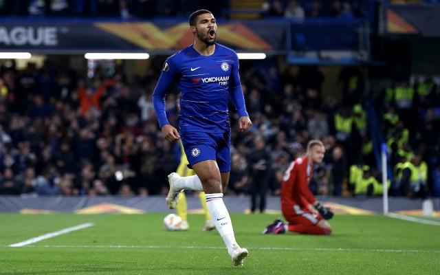 Loftus-Cheek lập hattrick đầu tiên của Chelsea tại Châu Âu sau 12 năm - Bóng Đá