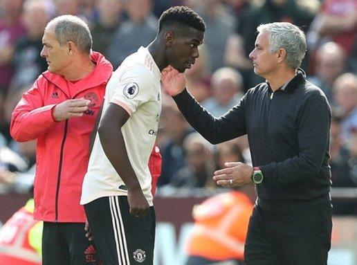 Mourinho: Quan hệ với Pogba rất tốt - Bóng Đá